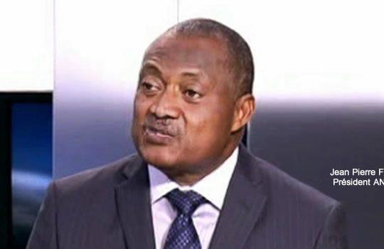 Jean-Pierre Fabre, le leader de l'opposition togolaise
