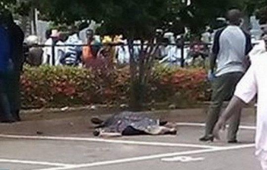 Togo : Fusillade à l'aéroport international de Lomé