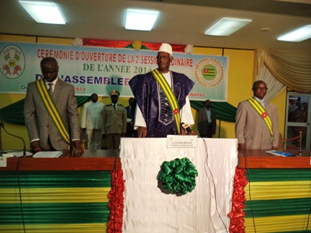 assemblee nationale togolaise