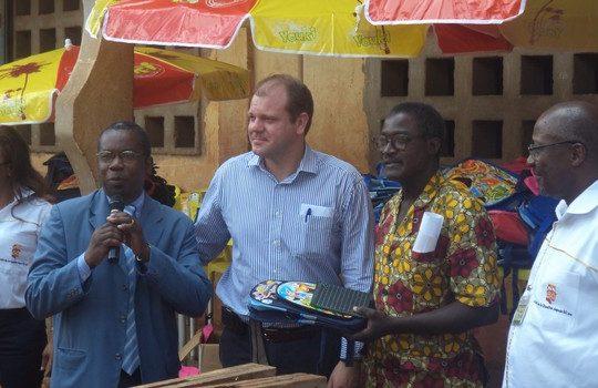 Togo: BB Lomé célèbre ses 50 ans avec les écoles
