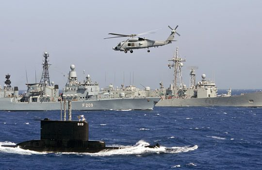 Insécurité maritime, les Etats du Golfe du Guinée affûtent leurs armes