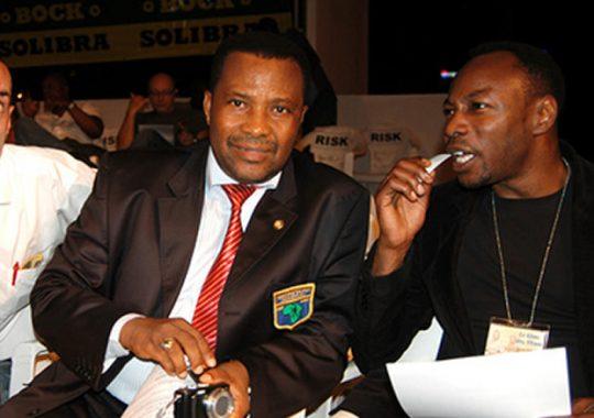 Azaad Kelani Bayor élu Vice Président de l'AIBA