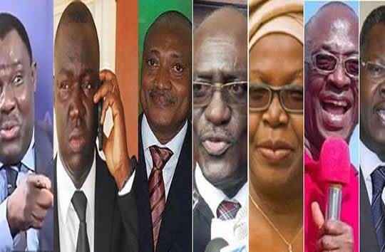 Élection Présidentielle de 2015 au Togo : 9 candidats déjà déclarés. Qui sont-ils?