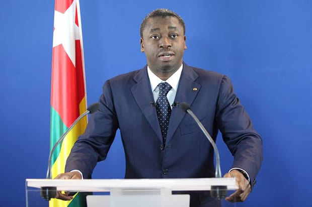 discours faure gnassingbe 2015