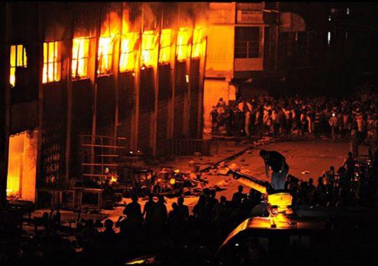 L'ASsociation des SInistrés des MArchés du Togo (ASSIMAT) demandent réparation