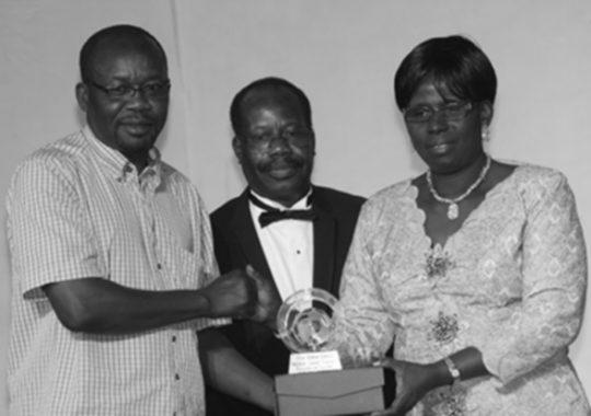 Togo Football Awards : Les meilleurs acteurs du Football ont été primés