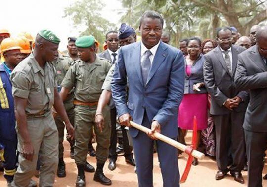 Faure Gnassingbé lance la construction de la Maison de la Femme