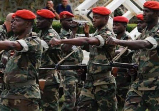MINUAD: Plus de 120 soldats togolais mobilisés