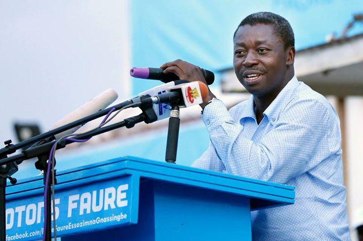 Faure Gnassingbe president