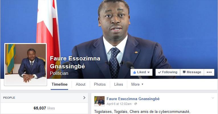 faure facebook