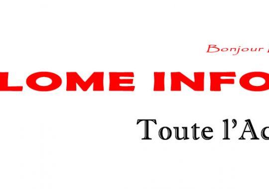 Le site d'actualité et d'information Togolaise, Lome Infos