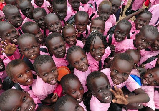 Togo : 2 millions d'élèves bientôt assurés