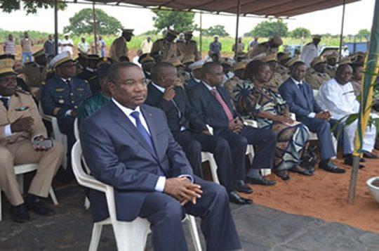 L'équipe gouvernementale Komi Klassou enfin dévoilée