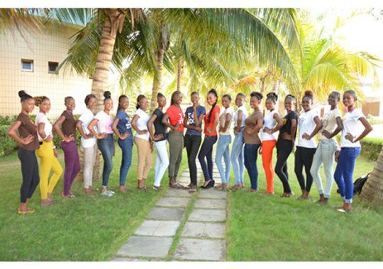 Miss Togo 2015 : Découvrez et voter pour votre candidate