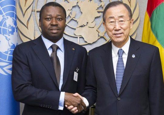 Sommet sur le développement : Intervention de Faure Gnassingbé  à New York