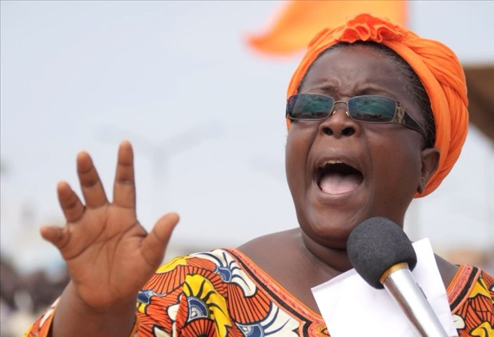 Isabelle Ameganvi ANC