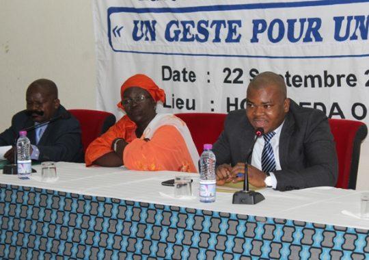 CJD : Un geste simple mais qui sauve des vies au Togo