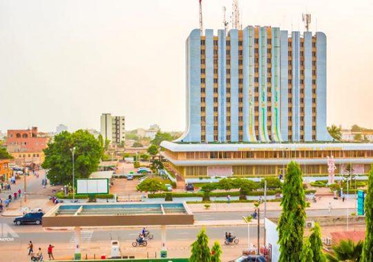 Lomé accueille la 1ère réunion technique de l'UA sur les infrastructures