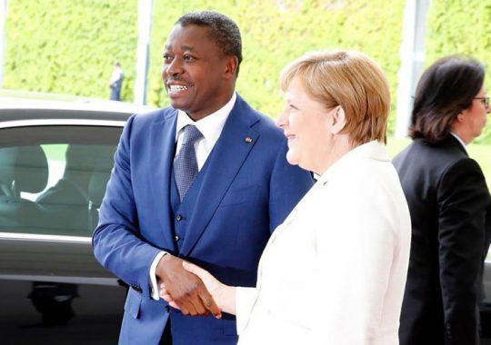 Coopération germano-togolaise : don de matériels médicaux à Tohoun