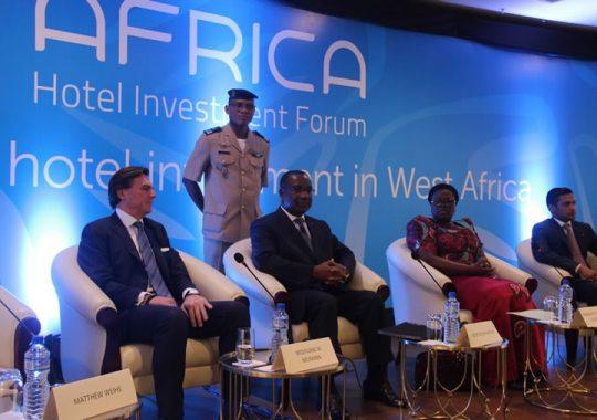 Togo : Ouverture du Forum africain de l'investissement hôtelier (AHIF) 2016