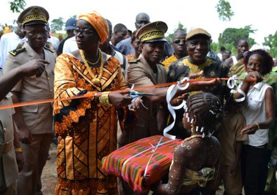 Lutte contre le travail des enfants : L'OMCC construit une école primaire en Côte d'Ivoire