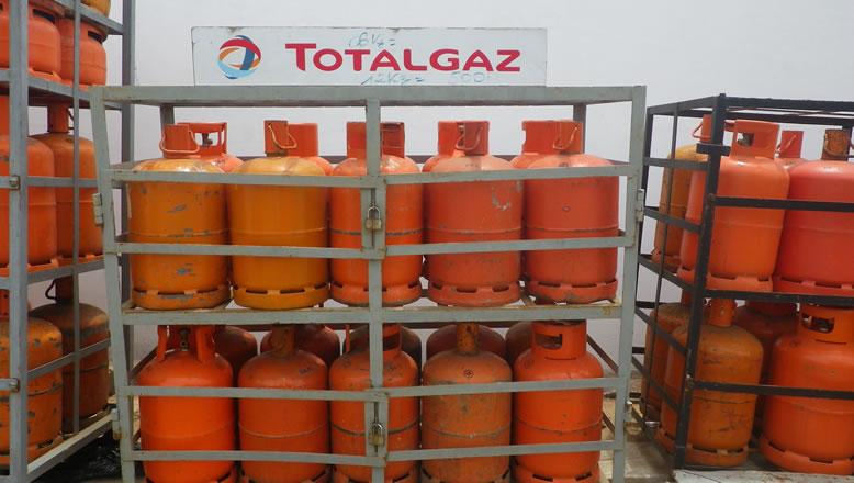 total gaz