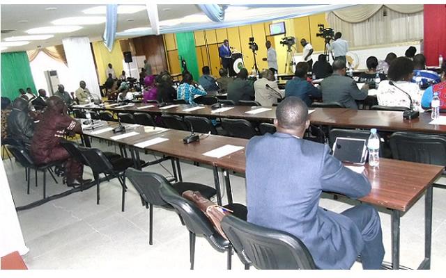 parlement togo