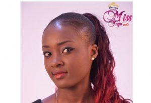EDJALLE Akou Sandrine, N°9