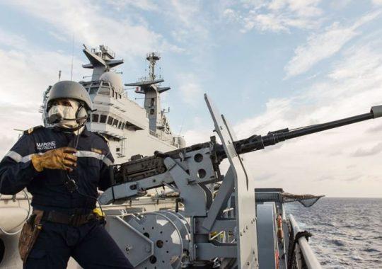Togo : La Marine française assure la sécurité rapprochée du Sommet de Lomé