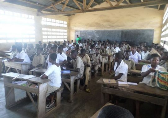 JMS 2016, Les Associations de développement sensibilisent les jeunes élèves
