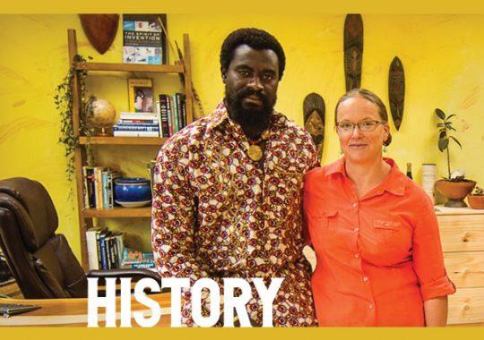 Olowo-n'djo Tchala, le togolais entrepreneur modèle aux USA