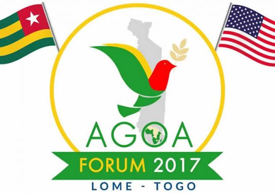 Togo : Le 16ème Forum AGOA (African Growth and Opportunity Act) se déroule à Lomé
