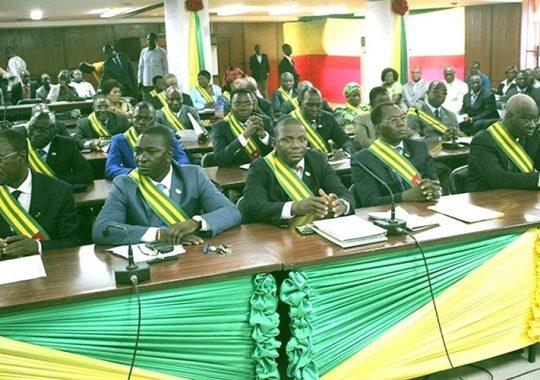 Togo : Découpage et création de communes, l'ANC y voit de « l'incongruité »