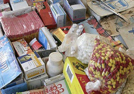 Togo: Les médicaments périmés saisis à Lomé cette semaine seront détruits
