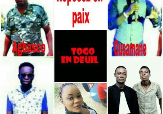 Togo : vague de tristesse après le drame des humoristes