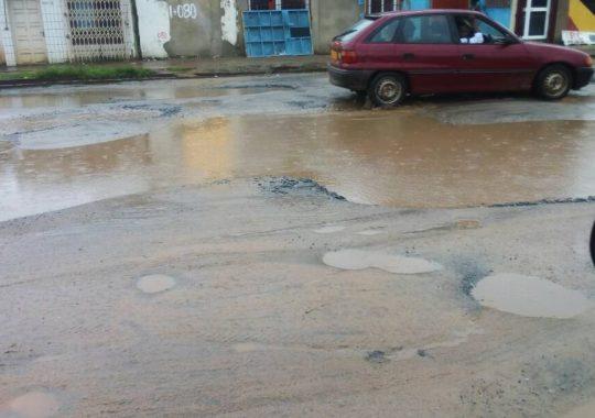 Route Lomé – Vogan : Le canton d'Akoumape coupé en deux