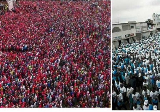 Togo : Interdiction de marcher les jours ouvrés !
