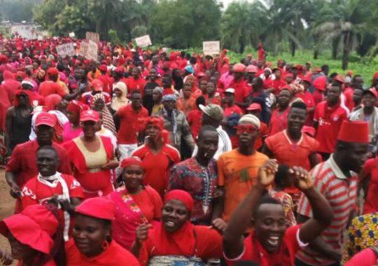 Au Togo la HAAC pas du tout contente du traitement médiatique de la marche du PNP