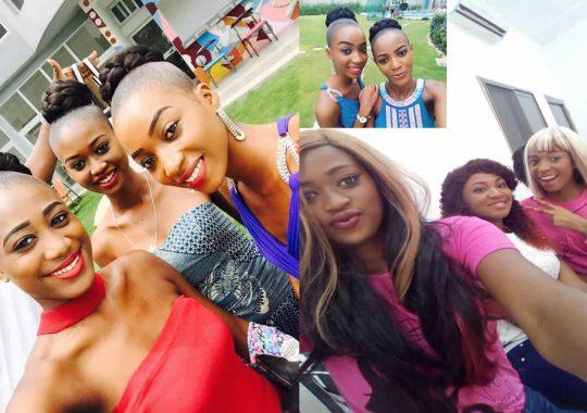 Découvrez les candidates en liste pour l'élection Miss Togo 2017