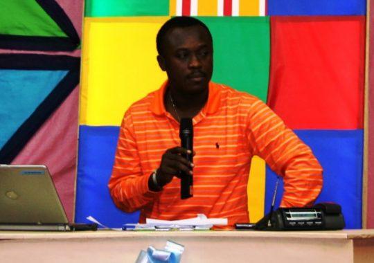 Le journaliste togolais Eugène ATIGAN désormais libre