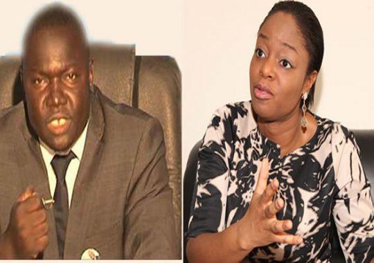 Internet coupé au Togo : Gerry Taama trés remonté contre Cina LAWSON