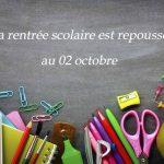 Togo : La rentrée scolaire 2017 – 2018 est repoussée au 2 octobre