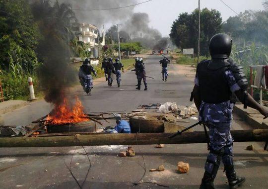 Les suites de l'arrestation de Djobo Mohamed Alassani, imam d'une mosquée de Sokodé