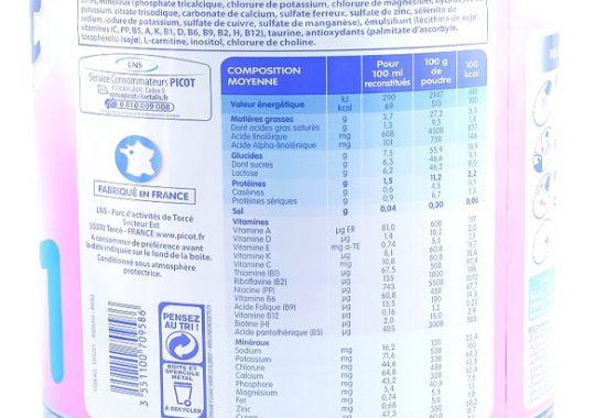 Togo: le ministère de la santé sonne l'alerte sur le lait Picot contaminé