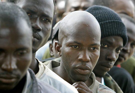 N'y at-il pas de Togolais esclave en Libye?