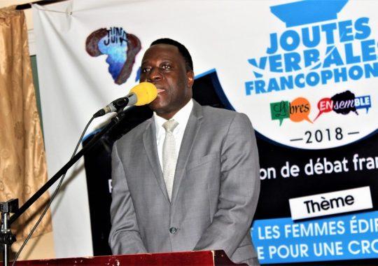 Lancement du championnat des joutes verbales francophones – Libres Ensembles 2018