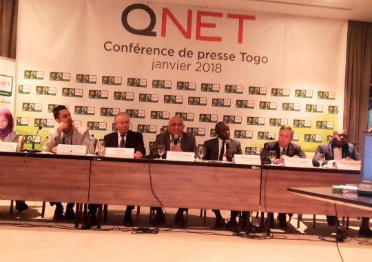 La société QNET réitère la transparence de ses activités au Togo