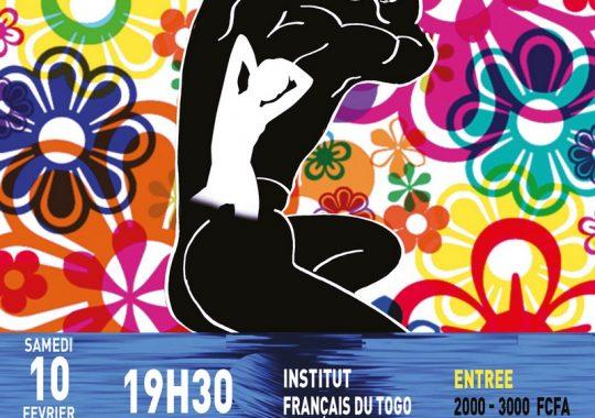 « AFRICAN GIGOLO » C'est ce samedi à l'institut français de Lome