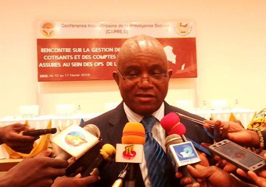 La Conférence Inter-africaine de la Prévoyance Sociale (CIPRES) en conférence à Lomé