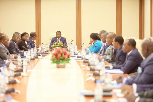 Voici en intégralité le contenu du conseil des ministres de ce 1er février